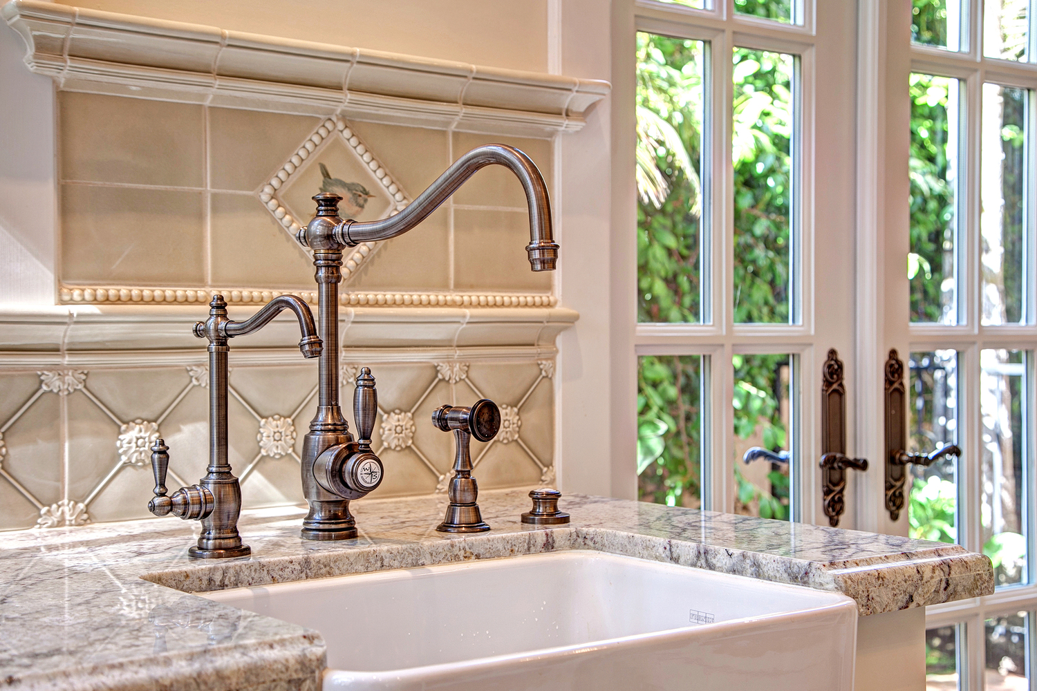 High End Luxury Kitchen Faucets