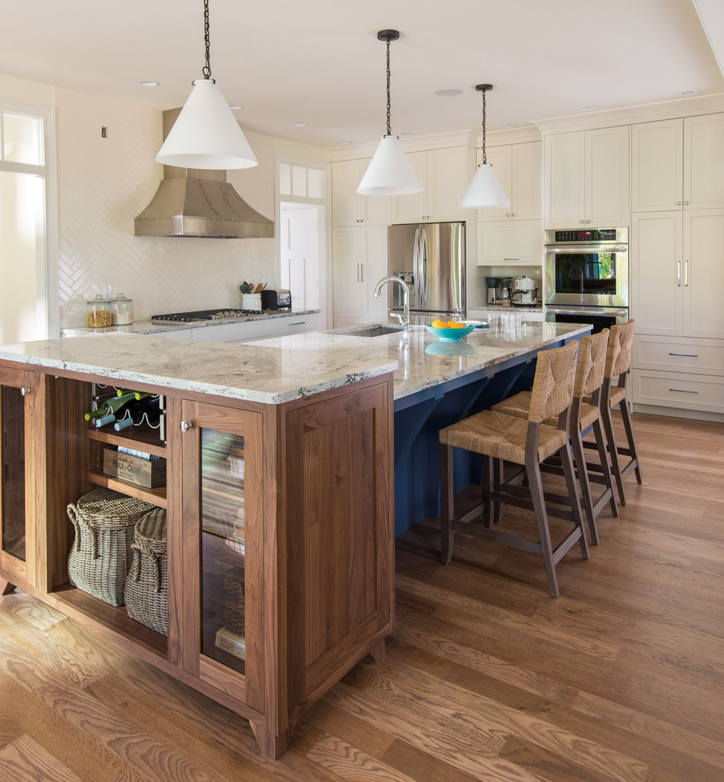 Better Homes And Garden 2015 Renovation With Plain Fancy Kitchen Genesis By E Rose Design