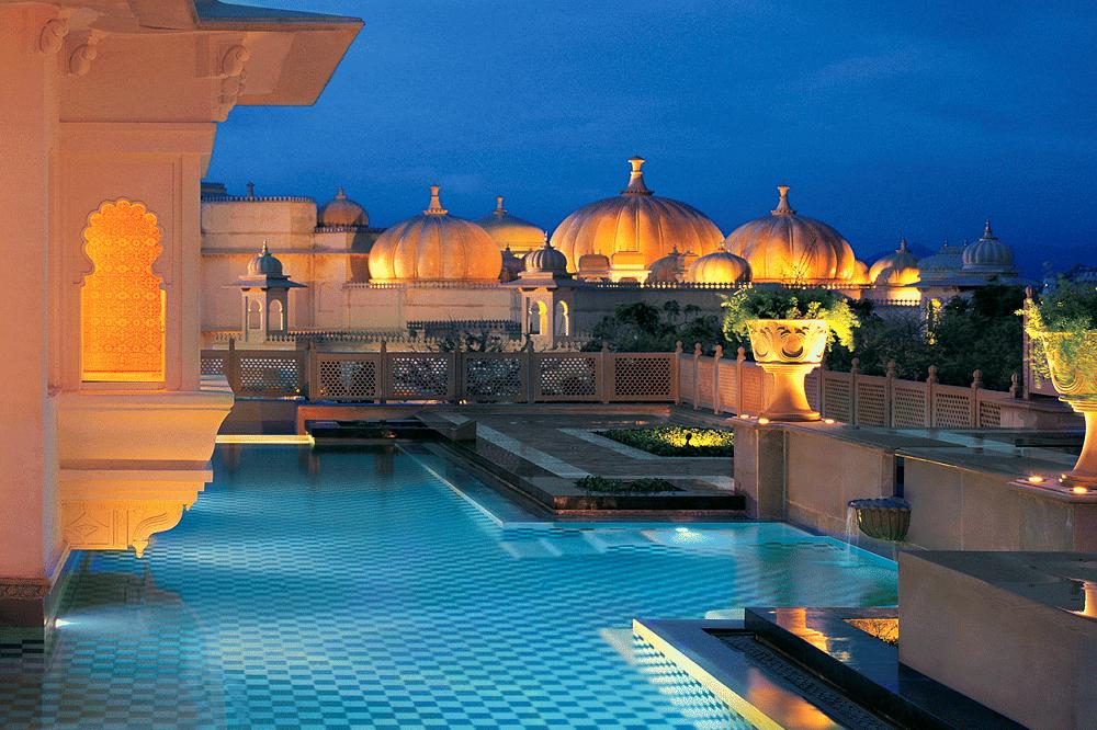 luxury resorts
