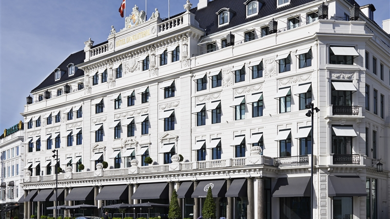 D'Angleterre Hotel