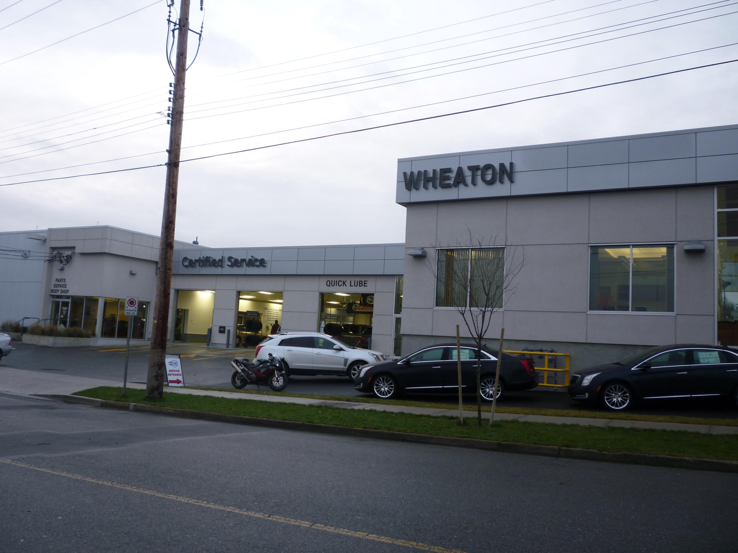 Dave Weaton GM