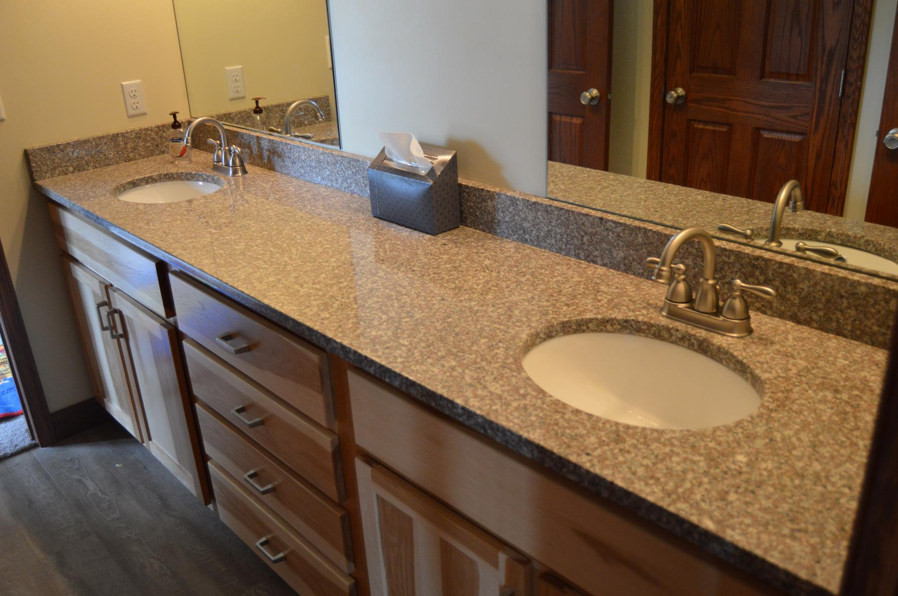 Bad Lizard Granite Clarksburg Bridgeport Quartz Counters WV West Virginia