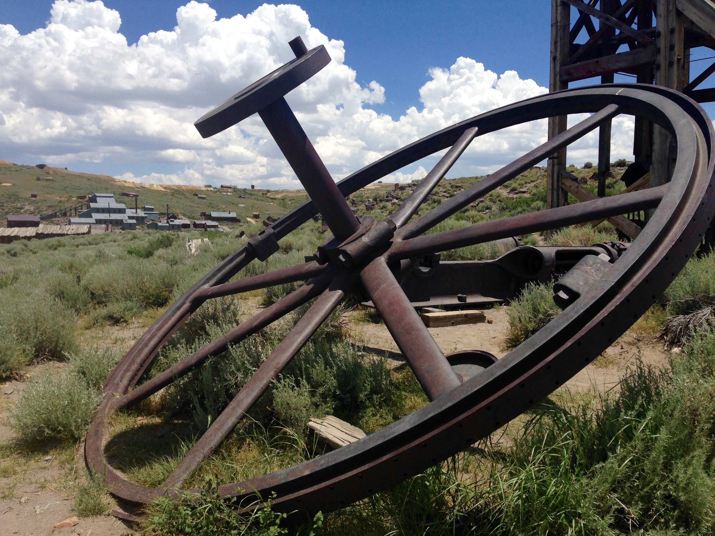 Head Frame & Mining Machinery
