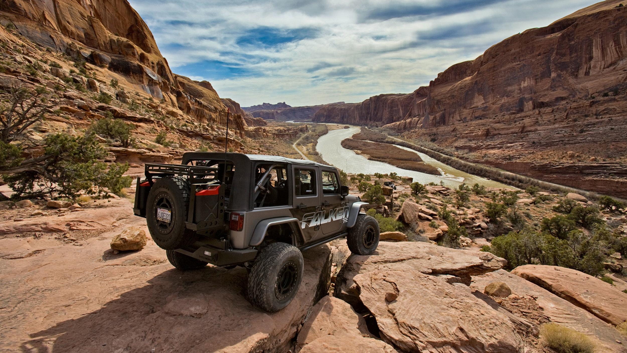Jeep, Moab.