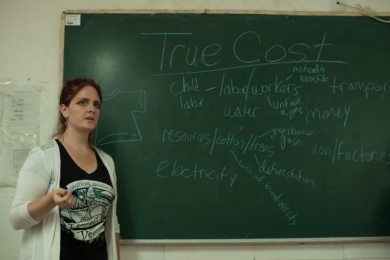 Consumerism: True Cost