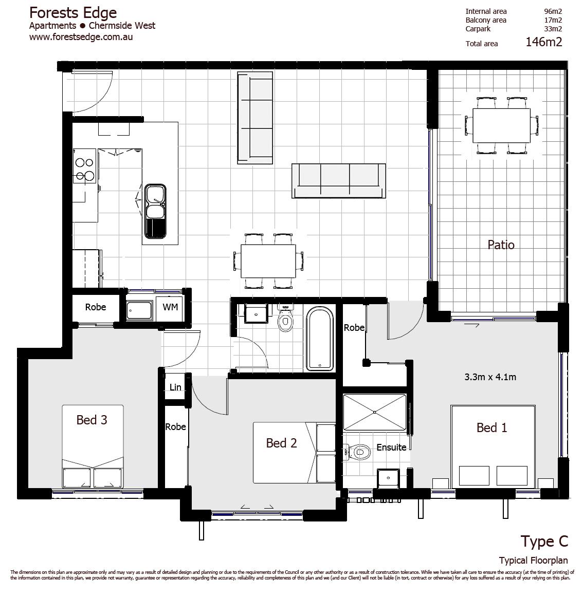 Type C Floorplan - 3 Bed Apartment copy.jpg