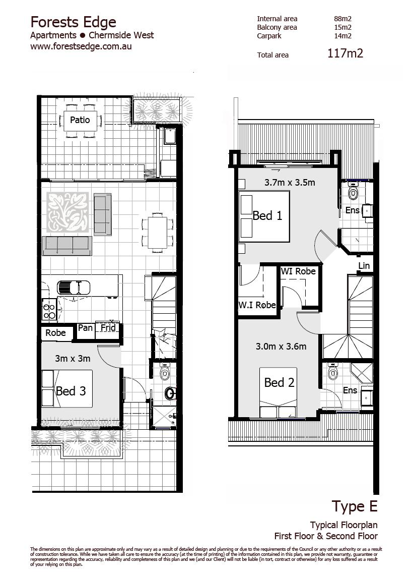 Type E Floorplan - 3 Bed 3 Bath Townhouses copy.jpg