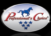 Professional's Choice is a family run business that has specialized in equine sports medicine products for the last 25 years.