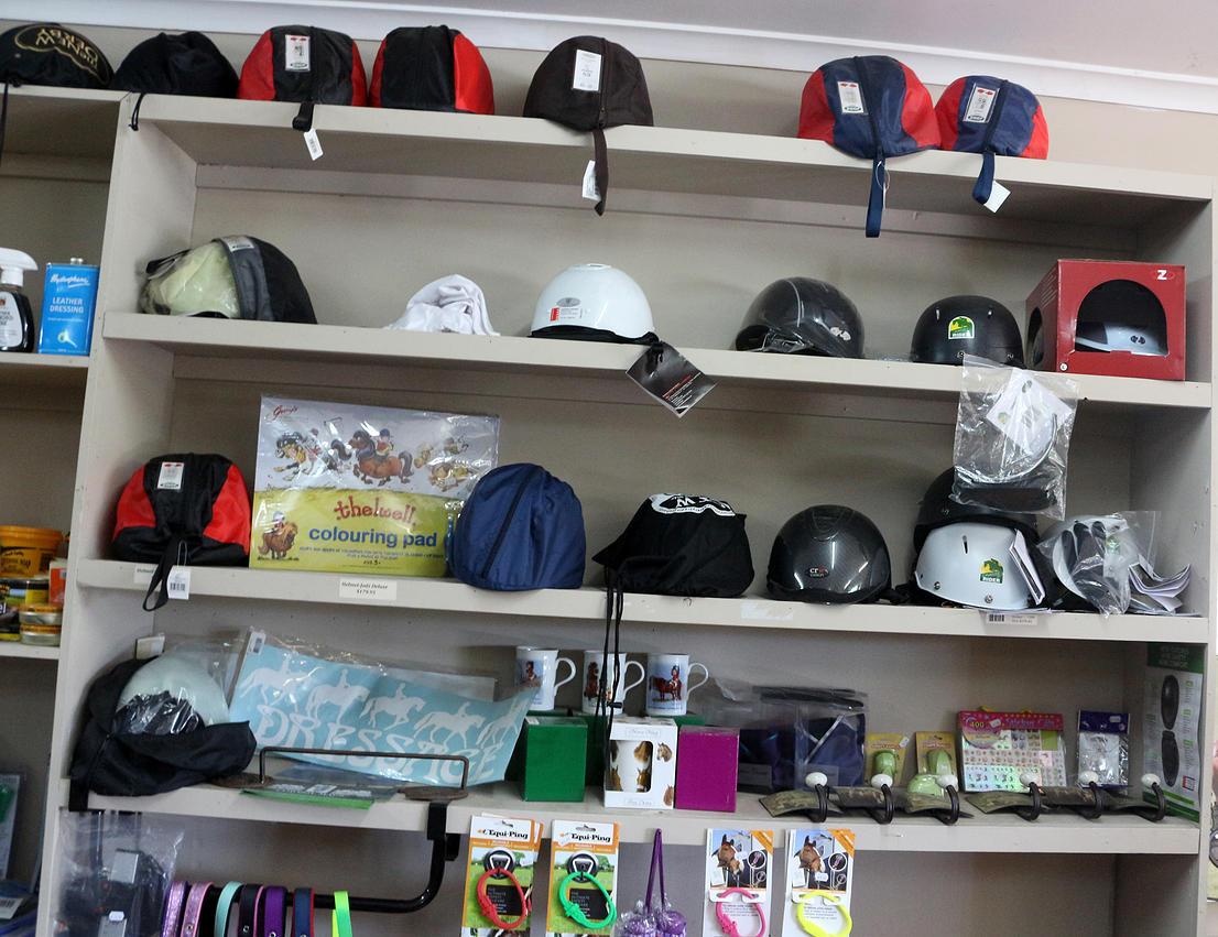 Around the Shop
