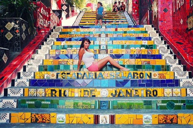 Brazil Throwback 🇧🇷 Oh the stories I could share 😝🤪😅😬😎😉 Here's a few 📷 1. Lapa Steps, Rio 2. Sunset Sugarloaf 🌅 3. Flamengo v Fluminense Derby @ Maracarnã ⚽️ 5-3, 9 Yellow Cards, 1 Red Card & flares in the stadium 🤪🤪🤪 Insane! 4. Rio Boat Cruise @lukemaslin @josephlowe12 & jamie mitchell 😘🇧🇷 5. Florianopolous 🌊🙌🏽 6. Carnival in Salvador... 7 nights of street blocos 💃🏽💃🏽💃🏽 I spent 9 Months in South America a few years ago 🌎 It was quite an adventure! Thought I'd share a few snaps from Brazil! Maybe Colombia next week 😄 ✈️🌎🌴 #throwback #tbt #travel #traveller #brazil #rio #freedom #adventure #travelphotography #wanderlust