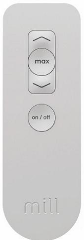 Mill IR remote control