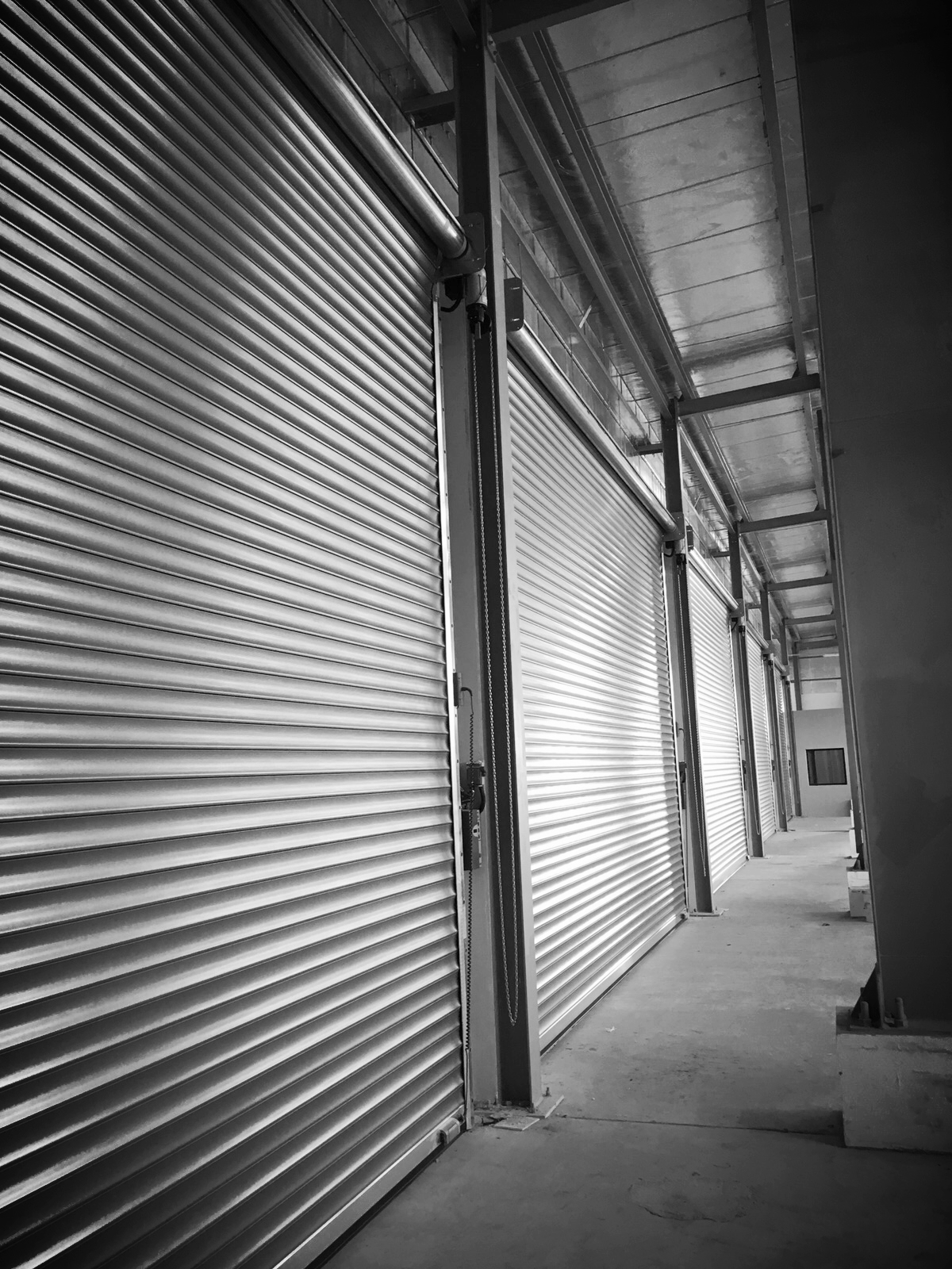 Rolling Shutter Decotherm S DD