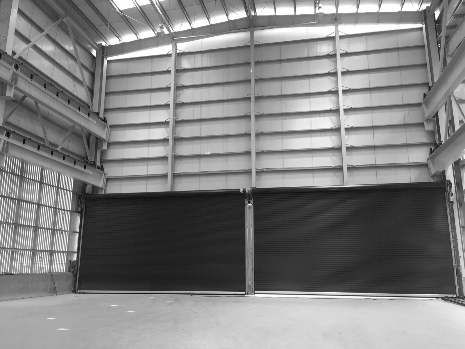 20000mm rolling shutter with SSG