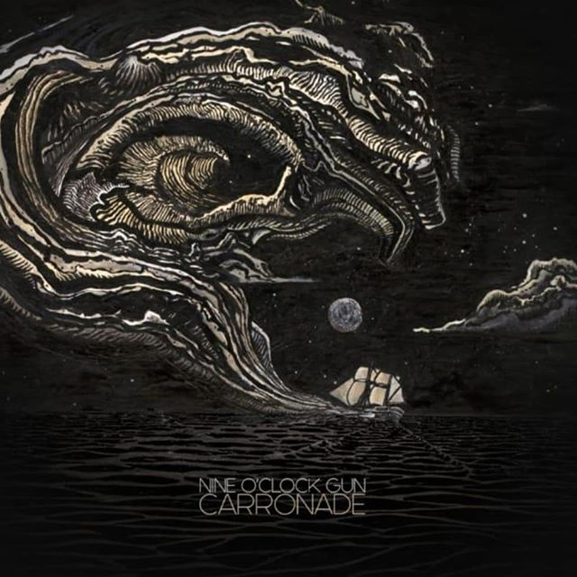 The first single from our upcoming album 'Carronade' is now live! Check out 'Dear Wardens' linked below and on any and all streaming services. 'Carronade' is out everywhere July 5!  https://open.spotify.com/track/4hdSXSbXnLrwUdZZM1ICke?si=NKpq_sRiT4-r62yagO3rRg