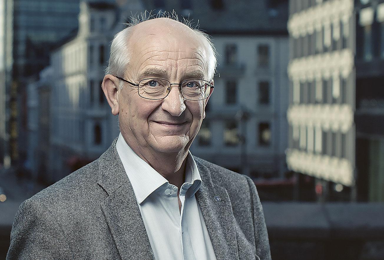 Martin Mæland,  konsernsjef