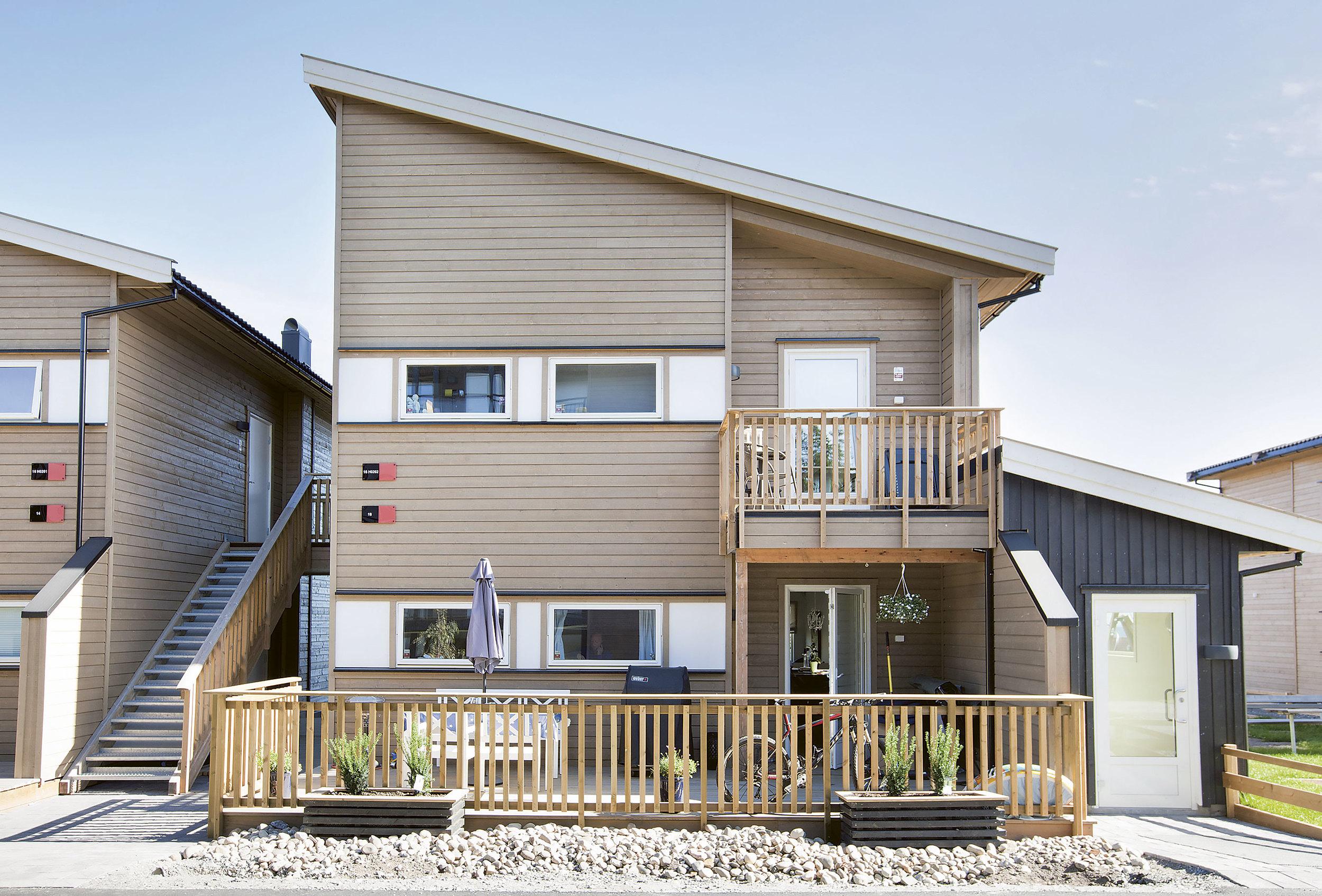 Block Watne skal totalt bygge 136 boliger på Vardefjellet i Sørum kommune på Romerike. Tredje og siste byggetrinn har nylig startet opp. Foto: Block Watne