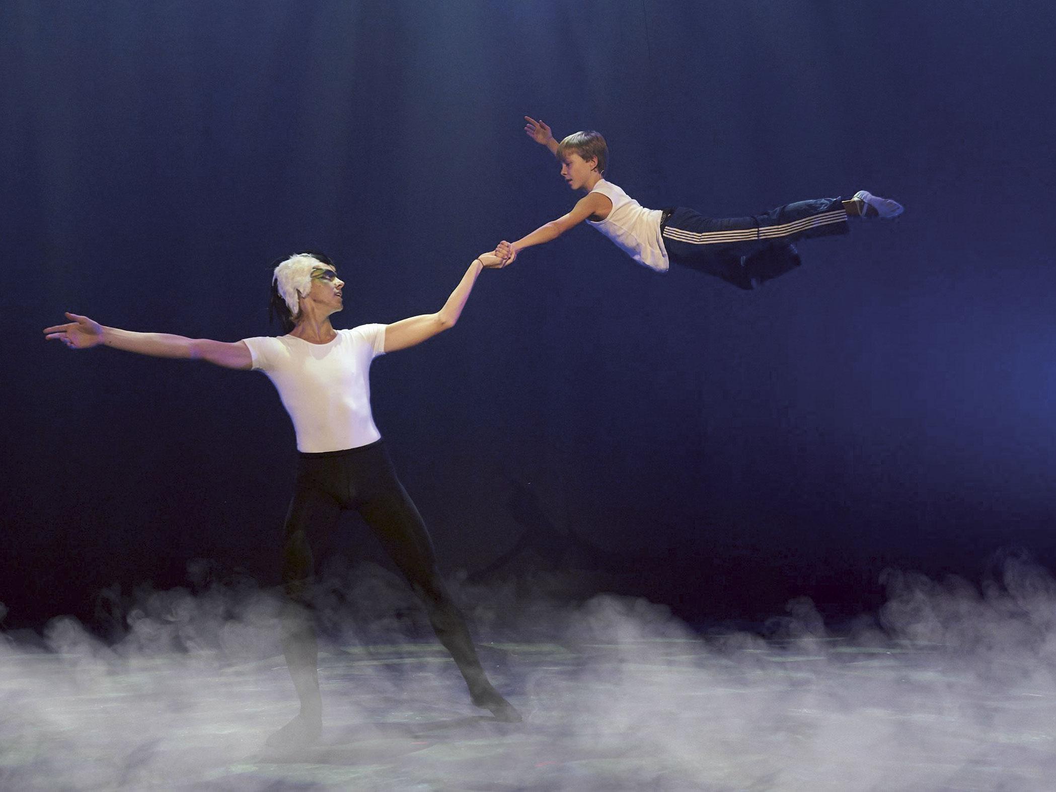 I 2014 kjøpte medlemmene 170 000 kulturbilletter med OBOS-rabatt. Her fra Billy Elliot på Folketeateret, der OBOS bidrar til et produksjonsfond. Foto: John Andresen