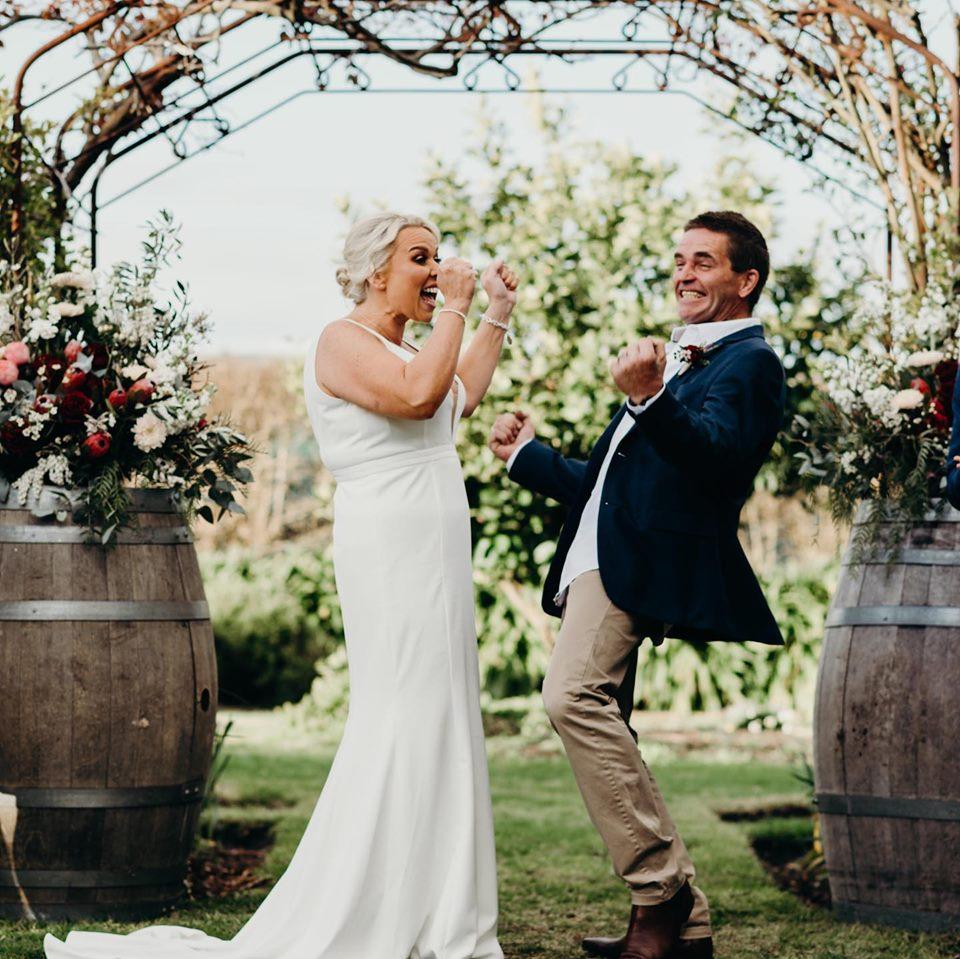 Megan Watson Marriage Celebrant - Melbourne, Yarra Valley & Mornington Peninsular