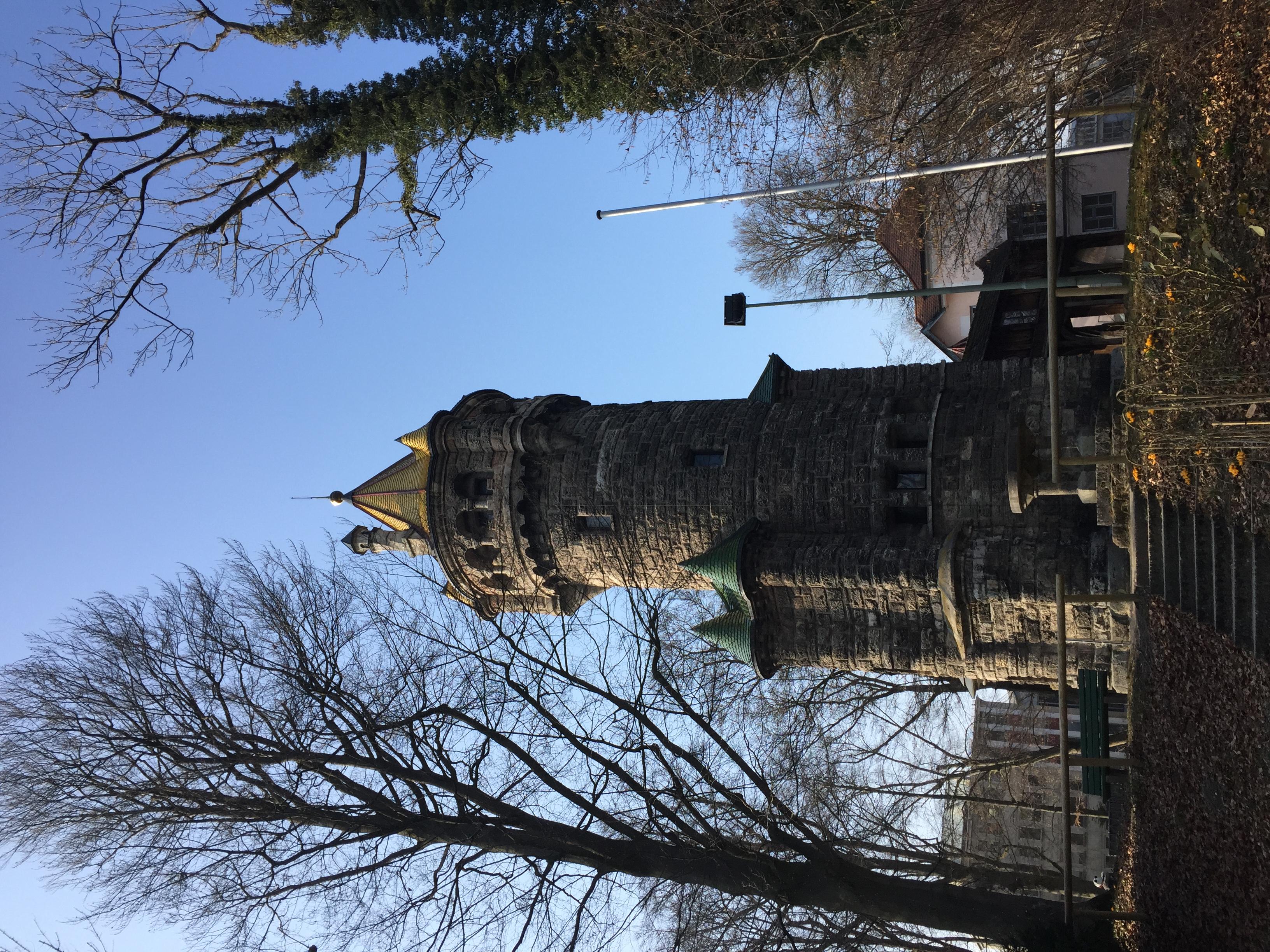 The Mutterturm