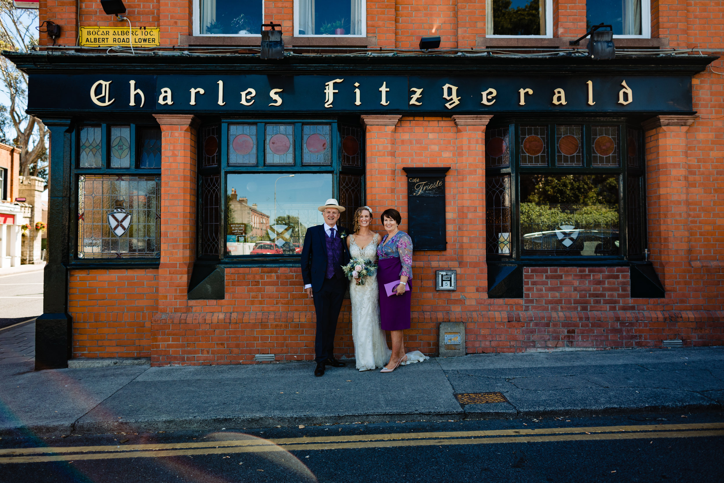 Fitzgeralds Pub Sandycove