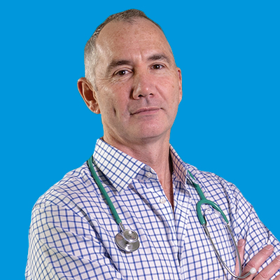 Prof George Du Toit   London