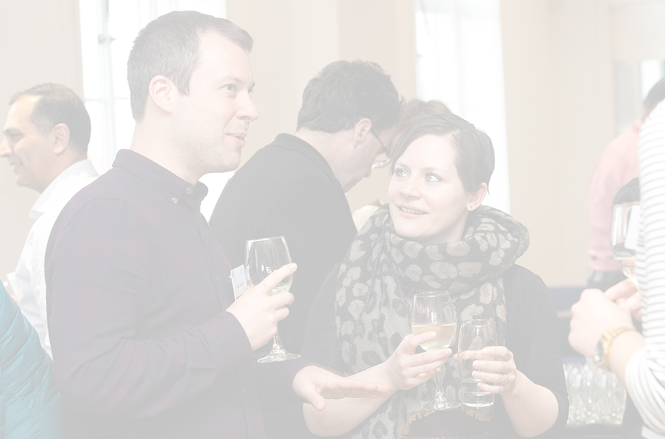 Network opportunities including; Welcome Drinks, Conference Dinner and Farewell Drinks -