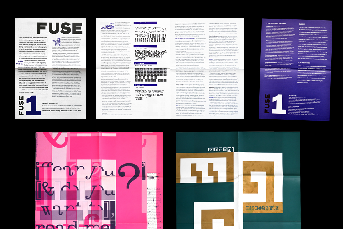 Fuse graphic design neville brody details