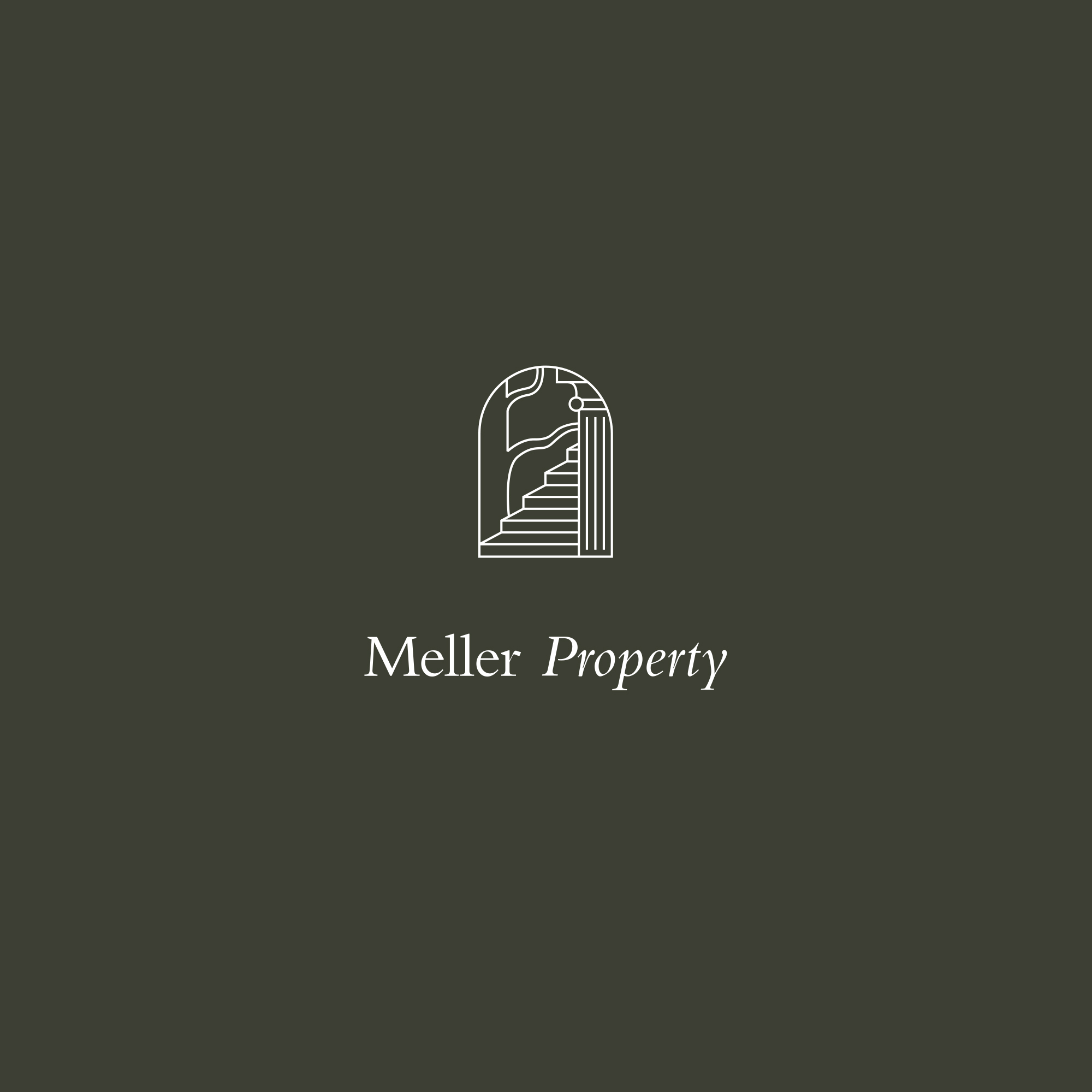 Meller Property — Branding, Strategy, Logo