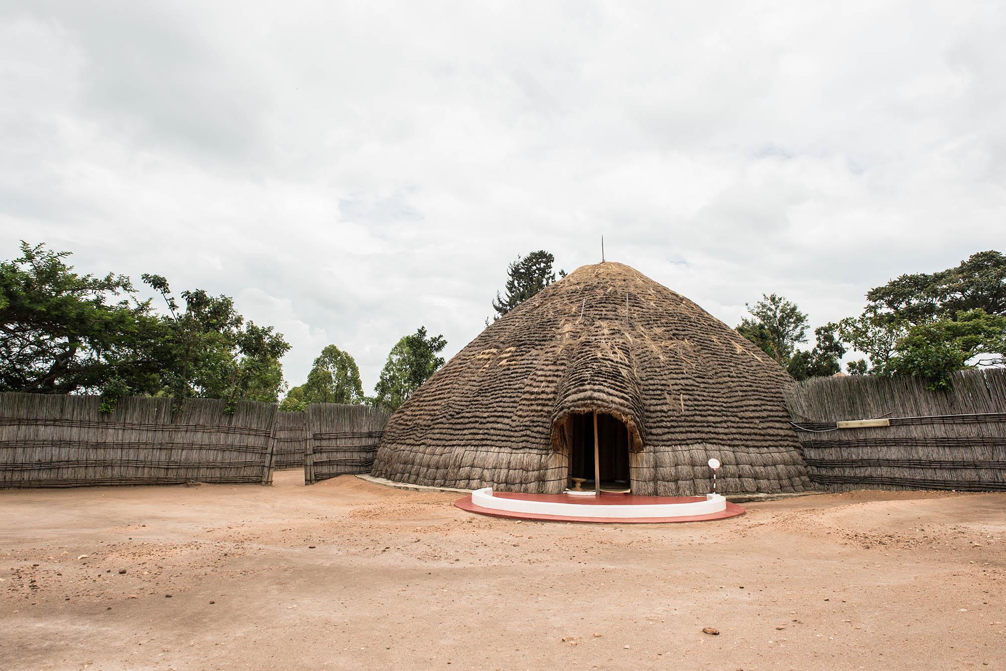 King's Palace, Nyanza, Rwanda
