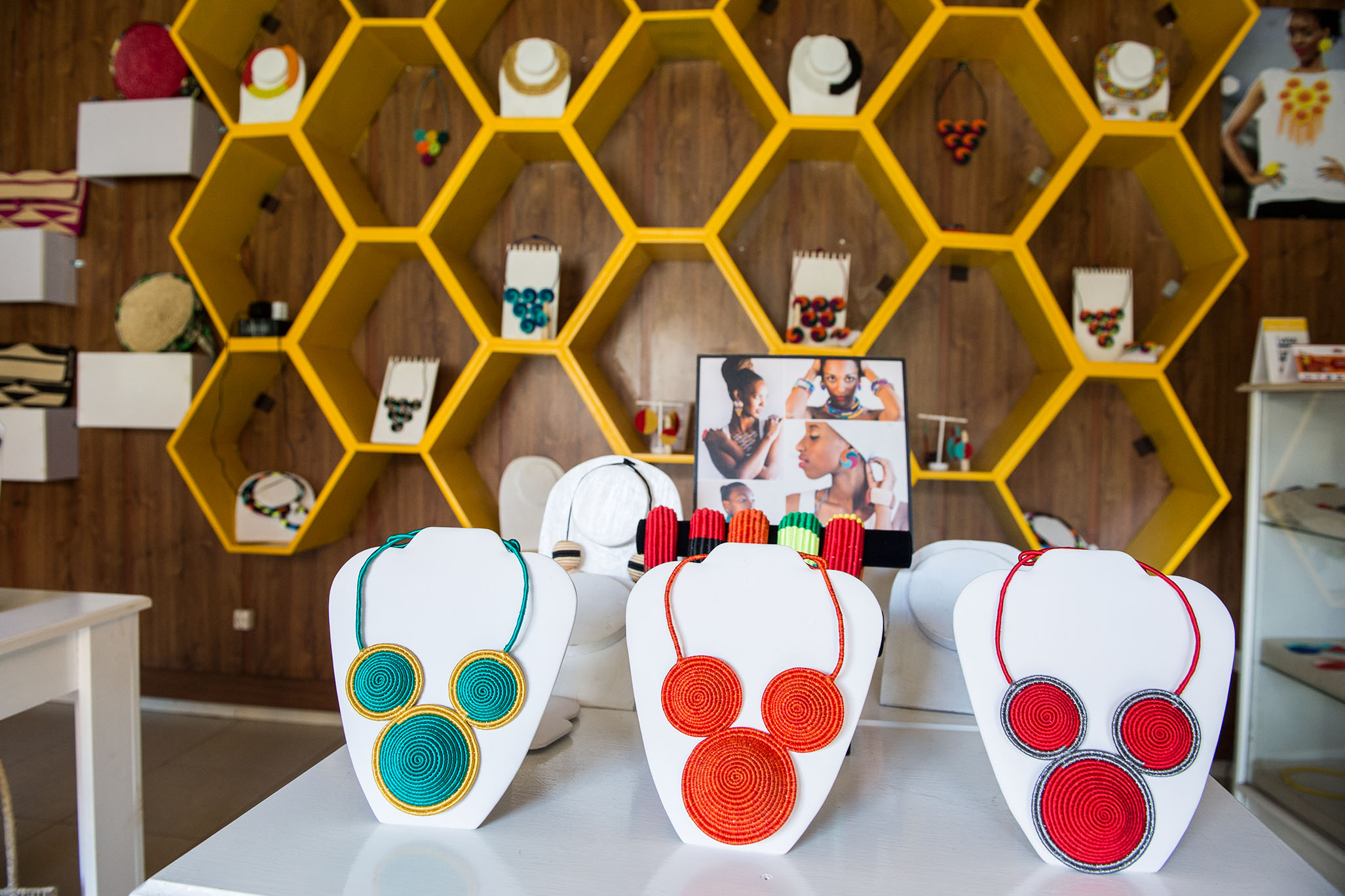 Inzuki Designs, Rwanda