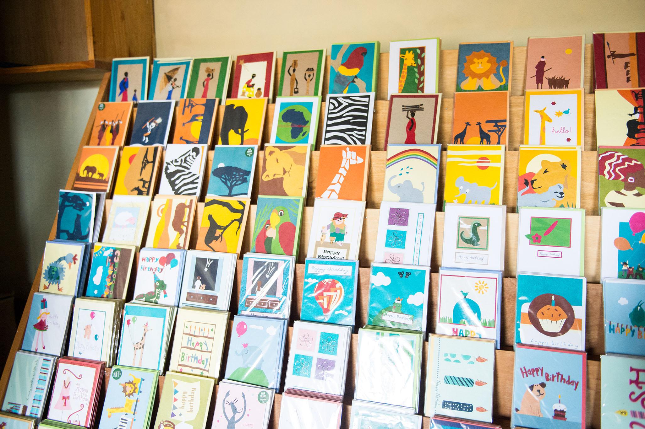 Cards from Africa, Rwanda
