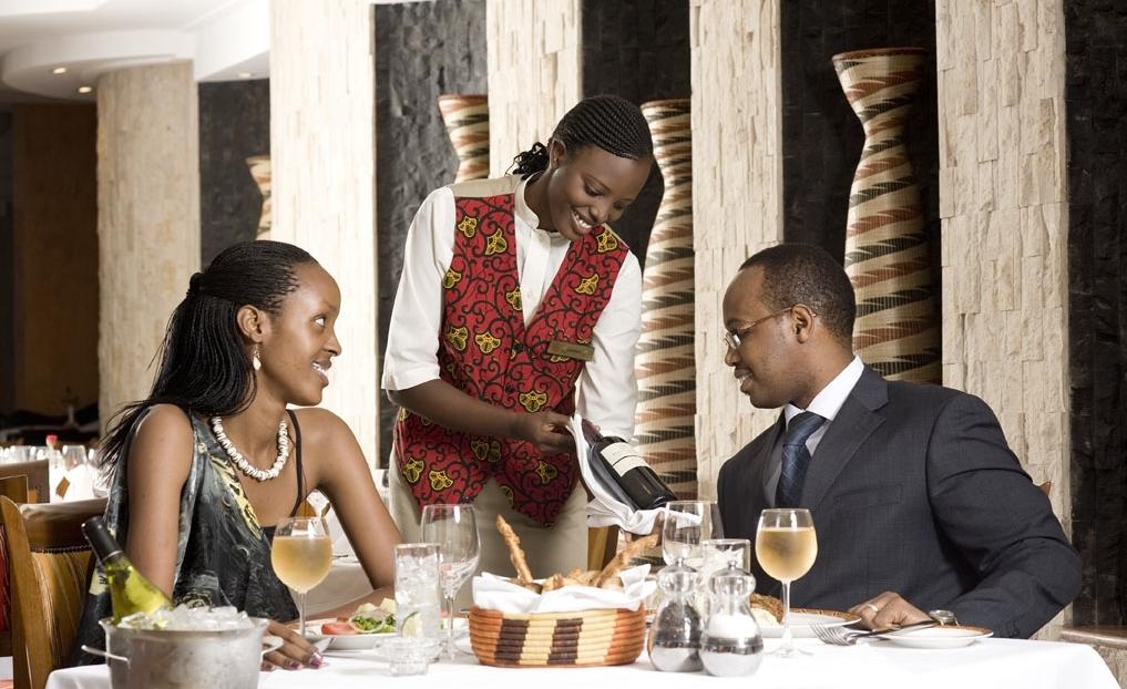 Serena Kigali Hotel, Rwanda