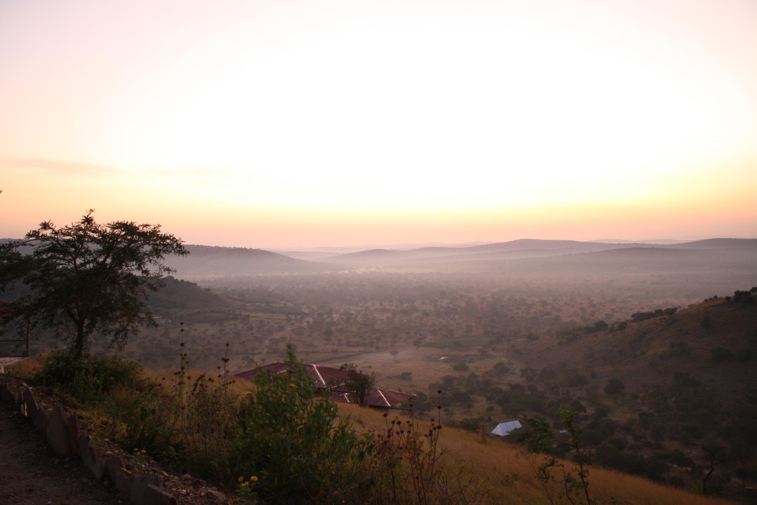Lake Mburu National Park, Uganda