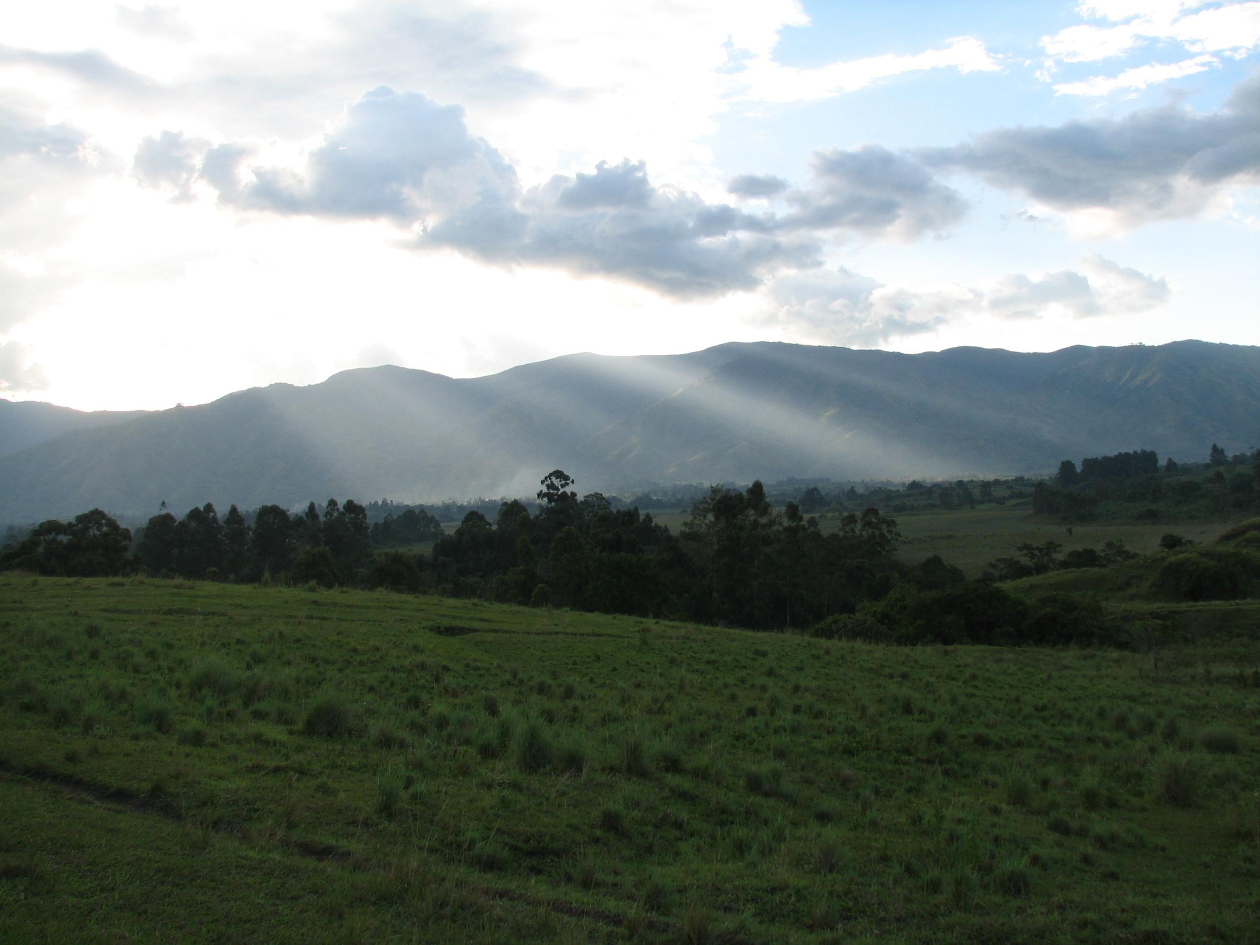 Rwenzori Foothills, Uganda