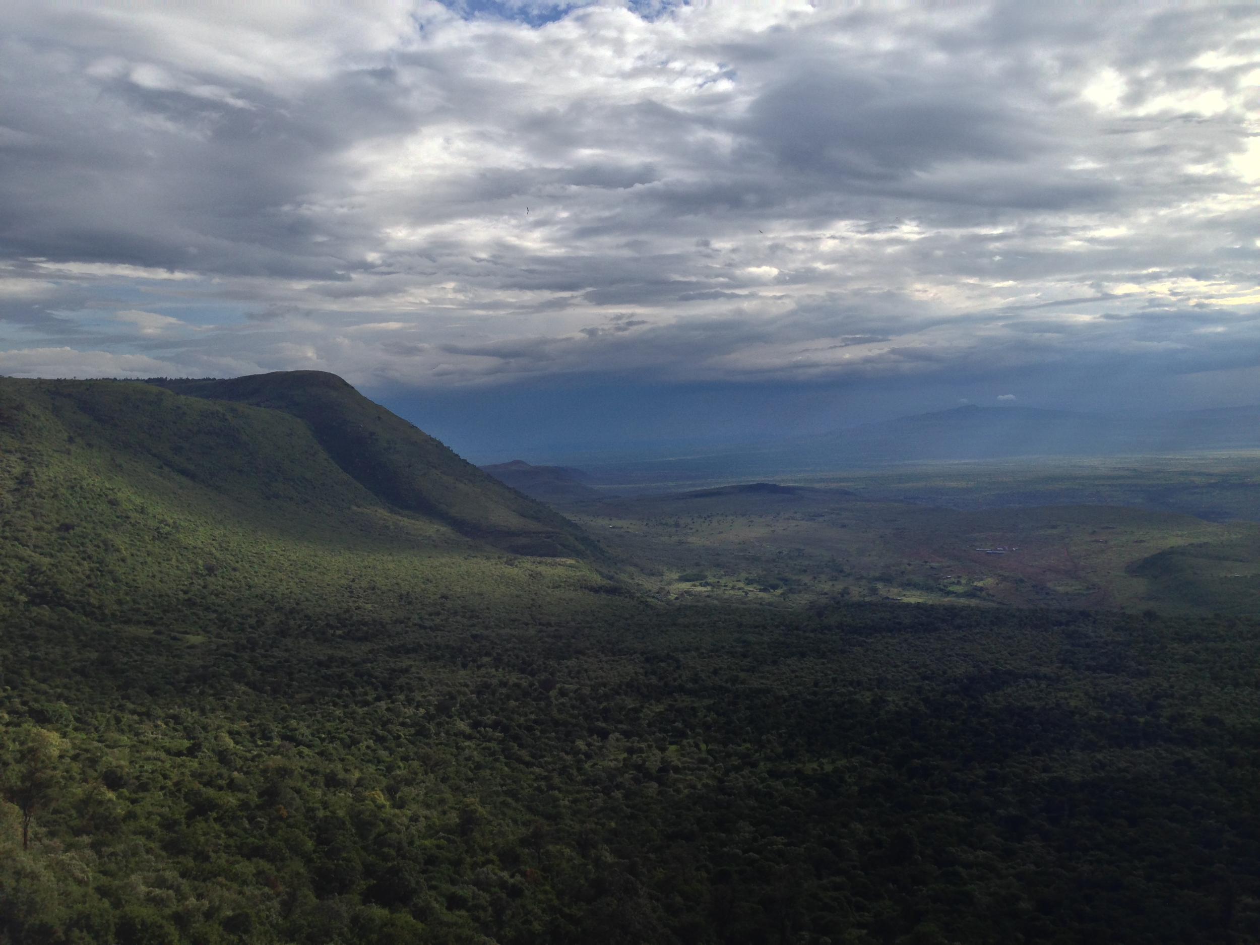 Great Rift Valley, Kneya