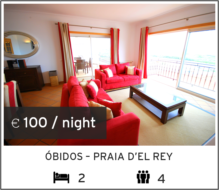 Holiday house in Praia D'el Rey