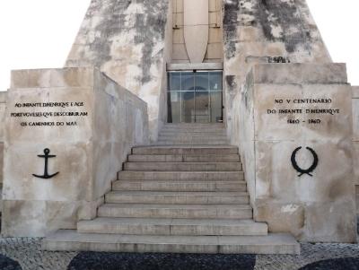 Lisbon monuments