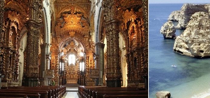 SÃO FRANCISCO'S CHURCH, PORTO | ALGARVE