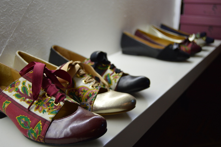 Portuguese shoes in Shoe Closet at Embaixada, Principe Real. Image by Kate Armstrong / Lonely Planet
