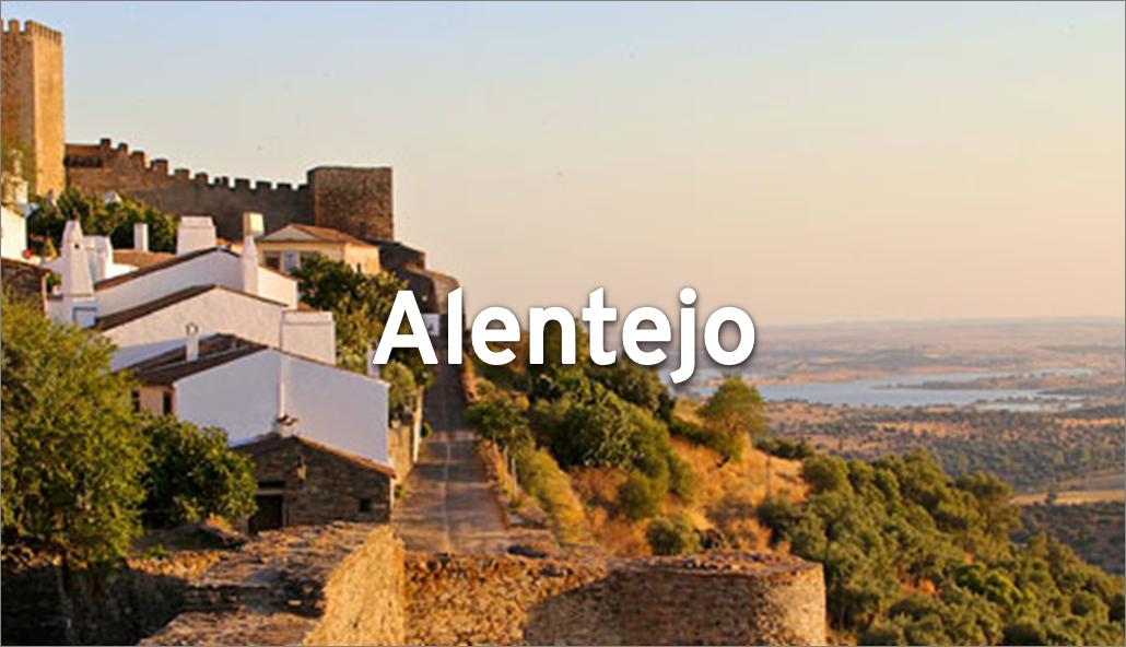 Holiday rentals in Alentejo
