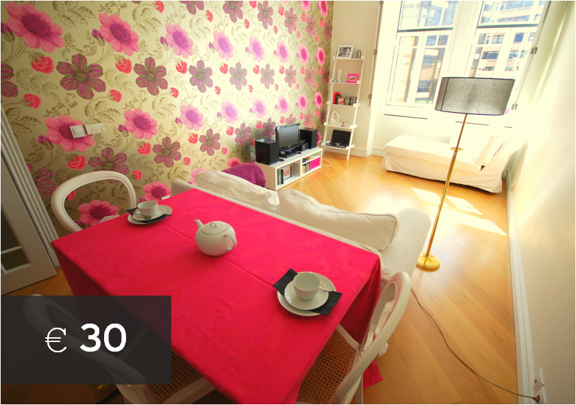 Holiday rental in Lisbon