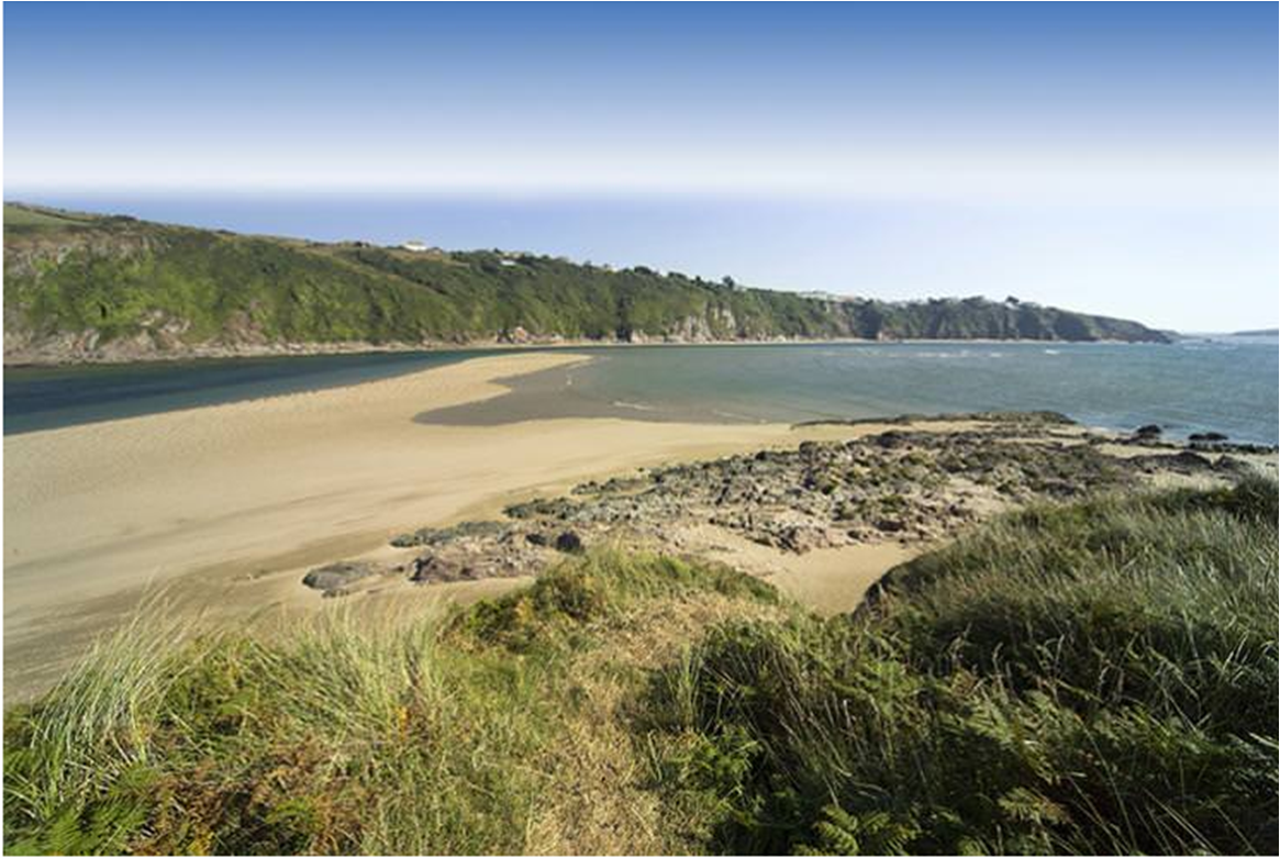 Devon's Bantham Beach is an all-rounder with waves, sandy spots, dunes, rock pools and more. Image by Ann Taylor-Hughes / iStock / Getty Images
