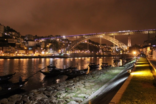 Holiday in Porto