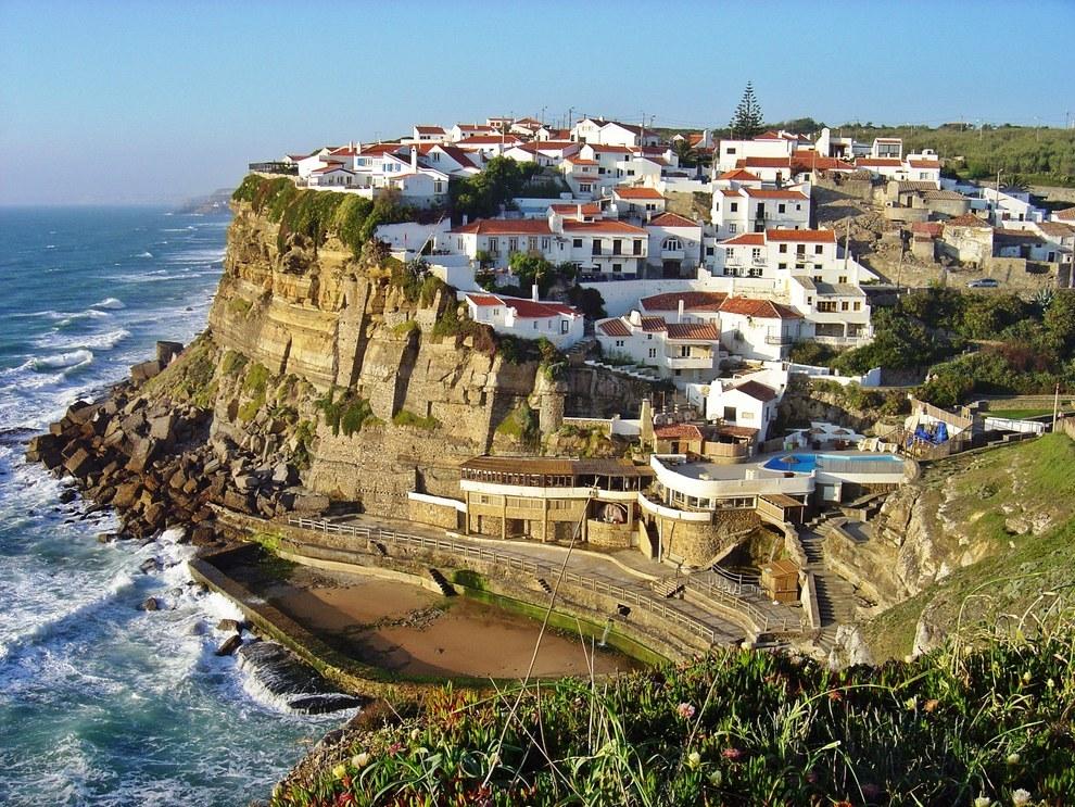 Azenhas do Mar à Sintra