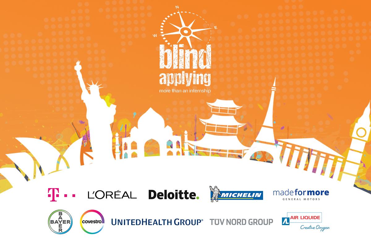 Blind Applying Employer Banner
