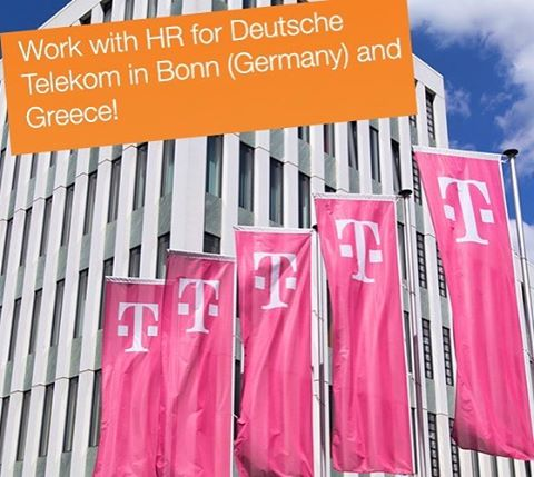 It's getting really close to Christmas now! The #adventcalendar for this Monday is Deutsche Telekom's internship. Want to find out more? Have a look at http://www.blindapplying.com/deutsche-telekom/ #internship #germany #greece #internshipabroad #careerboost #internationalcareer #bonn #headquarters #adventure #intern #dreaminternship #telekom