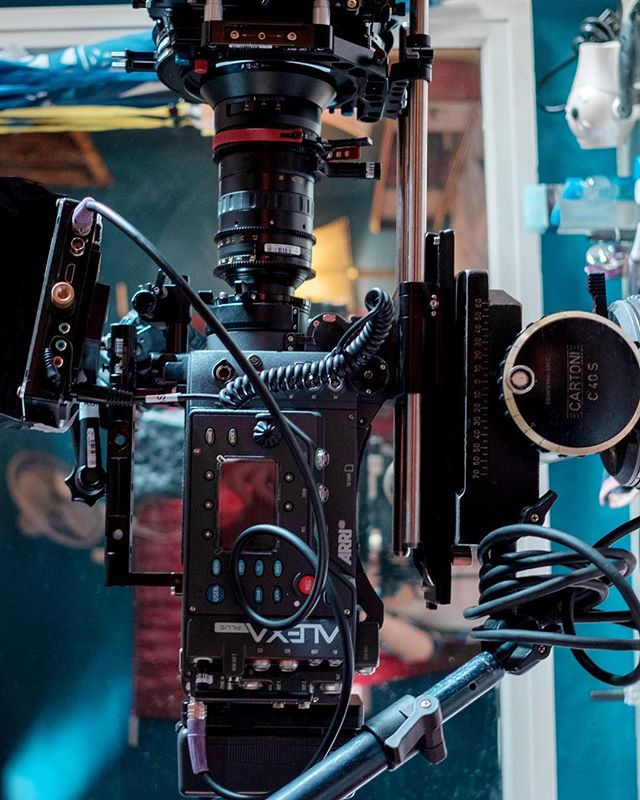 🚀 #arrialexa #angenieux #cinematography