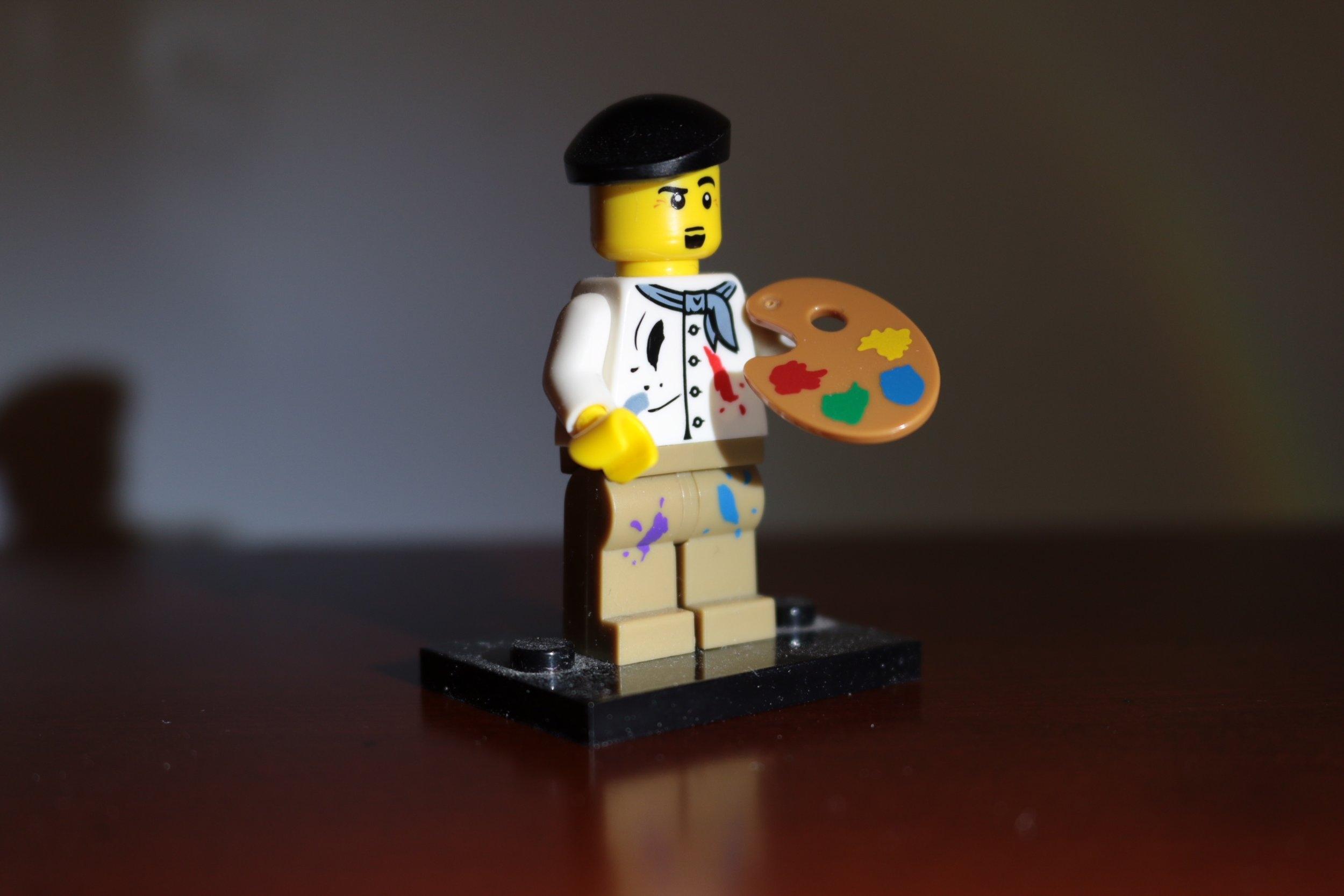 LEGO Artist.JPG
