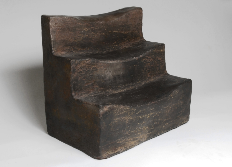 """11 x 12 x 7""""  Stairs series No.4  NFS"""