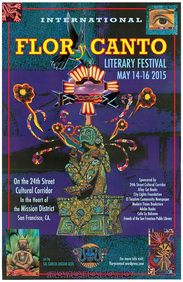 Poster for Flor y Canto 2015